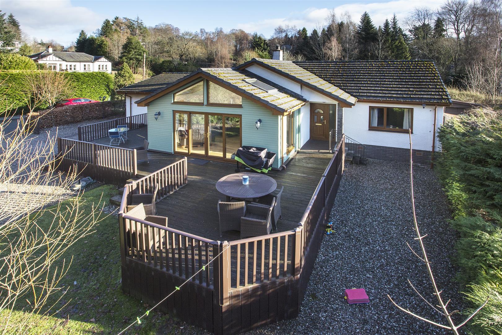 Bracklin, Cuilc Brae, Pitlochry, Perthshire, PH16 5QS, UK